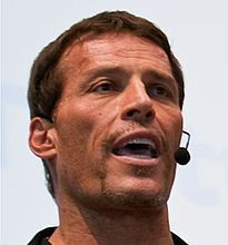 Tony Robbins: Inspirational Speaker